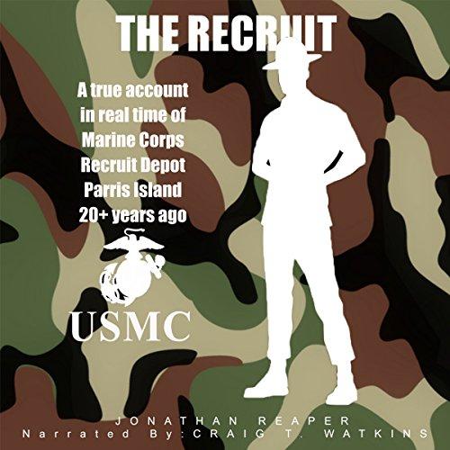 The Recruit audiobook cover art