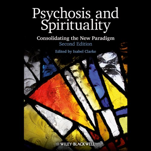 Psychosis and Spirituality cover art