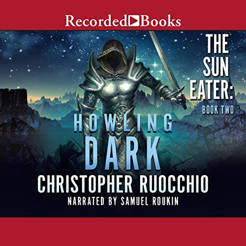 Howling Dark audiobook cover art