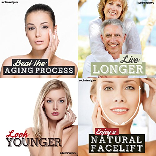 Younger Looking You Subliminal Messages Bundle audiobook cover art