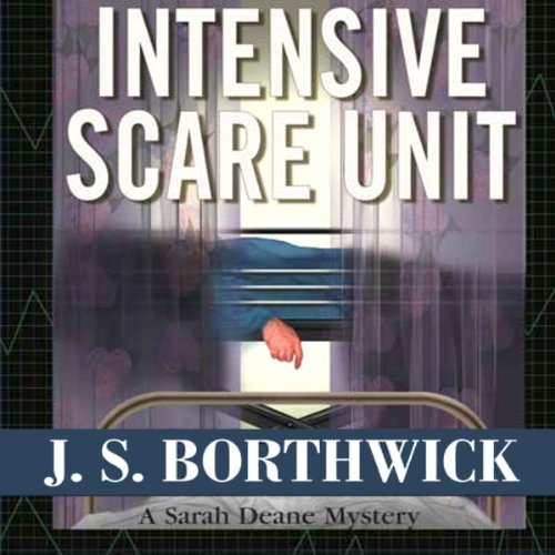 Intensive Scare Unit audiobook cover art