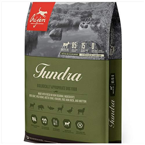 Orijen Hundefutter Tundra (getreidefrei) (6 kg)