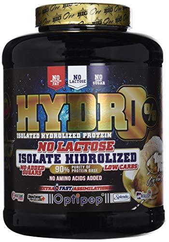 BIG Hydro 0% Vanilla Pear - 1800 gr