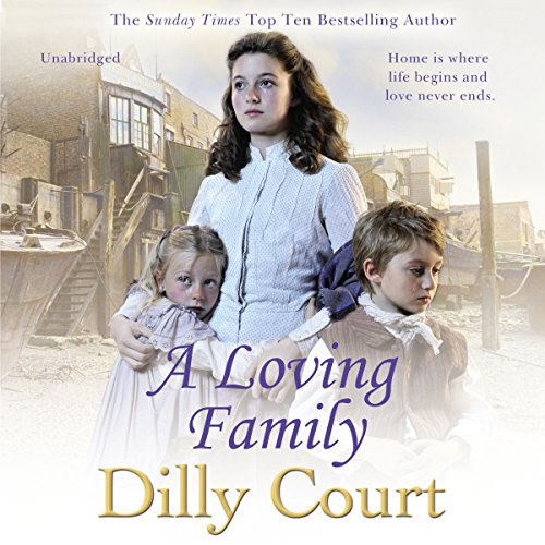A Loving Family audiobook cover art