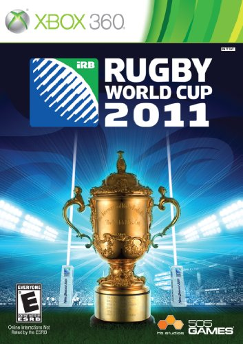 Rugby World Cup 2011 - 360