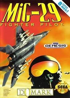 Mig-29 Fighter Pilot - Sega Genesis