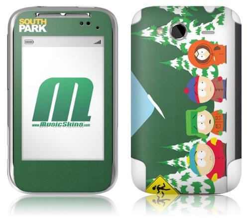 MusicSkins South Park Street - Skin para HTC Wildfire S