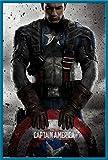 Marvel - Captain America - Film Kino Poster Plakat, 61x91,5
