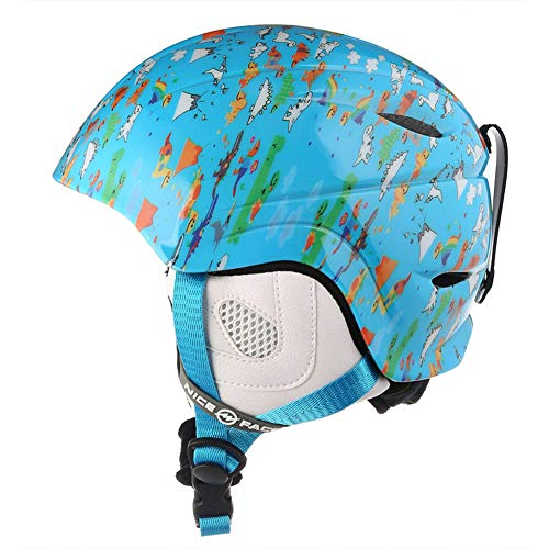 SKI Casque De, Hommes Et Femmes Sports De Plein Air Équipement De Protection, Protection Moto Cap, Snowboard Casque, Coupe Chapeau Antichocs,D,S