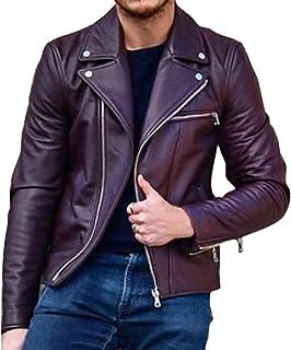 97ecf4ca3a Amazon.it: Viola - Giacche e cappotti / Uomo: Abbigliamento