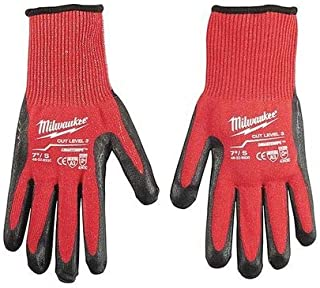 Milwaukee Cut 3 Nitrile Gloves - L (Large)