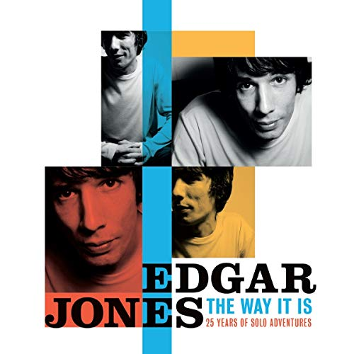 THE WAY IT IS 25 YEARS OF SOLO ADVENTURES: 3CD DIGIPAK