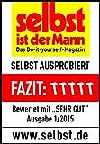 IKRA Elektro Bodenhacke FEM 1500 - 19