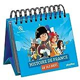 Calendrier Quelle histoire ! 365 personnages de l'histoire de France