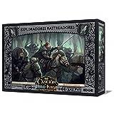 Edge Entertainment- Game of Thrones Cancion de Fuego y Hielo el Juego de Miniaturas - Exploradores rastreadores, Color (EECMSI32)