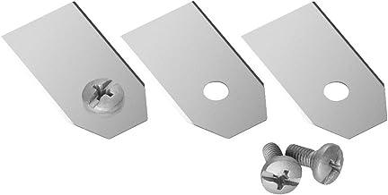 GARDENA robotmaaier reservemessen: lemmeten voor robotmaaier (voor artikel 4071 en 4072), nauwkeurig maaien, set met 9 ges...