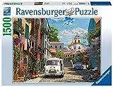 Ravensburger Puzzle 1500 Piezas, En el Sur de Francia, Puzzle Francia, Puzzle para Adultos, Rompecabezas Ravensburger de óptima calidad