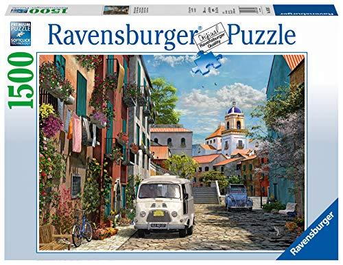 Ravensburger Puzzle 16326 - Idyllisches Südfrankreich - 1500 Teile Puzzle für Erwachsene und Kinder ab 14 Jahren