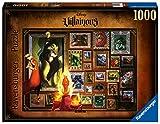 Ravensburger Puzzle 1000 Piezas, Villainous Scar, Puzzle Disney, Rompecabezas Ravensburger de óptima calidad, Villanos Puzzle, Edad Recomendada 12+