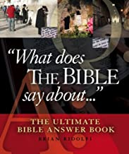 Best what does the bible say about the Reviews