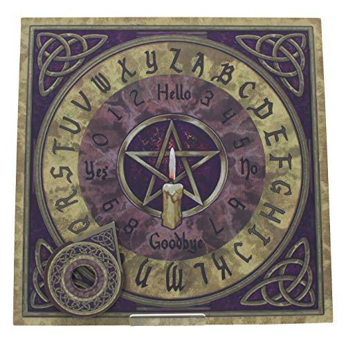 Nemesis Now Pentagramm Spirit Board 39cm gelb