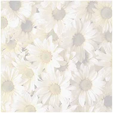 Daisies Sticky Notes - Set of 3 - Flower Design Floral Theme - Stationery Gift - Paper Memo Pad - Office Business School Supp