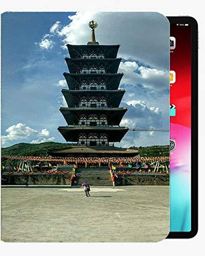 para la Cubierta de la Caja de 10,5 Pulgadas de iPad Pro, Cubierta de Concha Delgada de la Caja Delgada y honesta de Buda para iPad iPad Pro