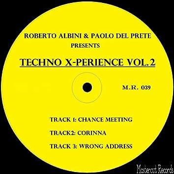 Techno X-Perience, Vol. 2