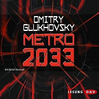 Metro 2033 Titelbild