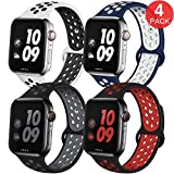 EXCHAR Sport Band Compatible with Apple Watch Band 42mm Series...