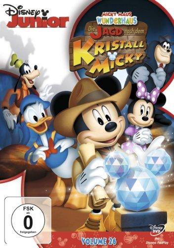 Micky Maus Wunderhaus, Volume 26 - Die Jagd nach dem Kristall-Micky