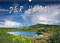Der Hegau - Wanderparadies am westlichen Bodensee (Wandkalender 2022 DIN A3 quer): Bilder eines Jahres vom Hegau (Monatskalender, 14 Seiten )