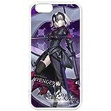 HAKUBA キャラモード Fate/Grand Order ジャンヌ・ダルク[オルタ] iPhone 6s / 6 イージーハードケース 4.7インチ対応(iPhone6s/6) 4977187182514