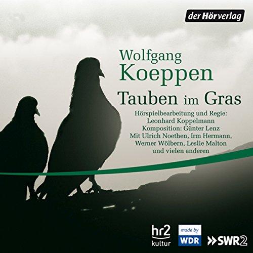 Tauben im Gras cover art