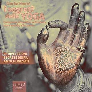 I segreti dello yoga copertina