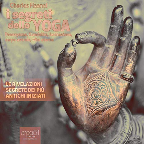I segreti dello yoga [The Amazing Secrets of the Yogi] Titelbild