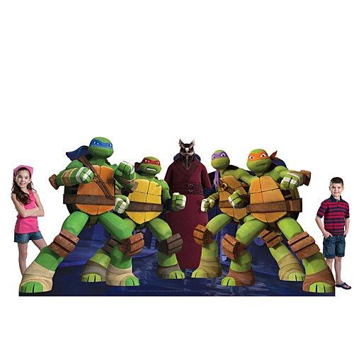 ninja turtle stand up - 1