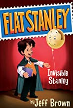 Invisible Stanley (Flat Stanley Book 4)