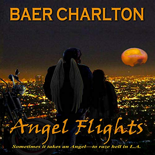 Angel Flights audiobook cover art