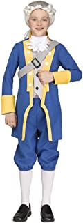 Boys George Washington American Costume