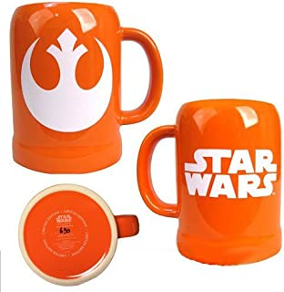 Star Wars Limited Edition Rebel Symbol Mug Stein - The Force Awakens EE Exclusive