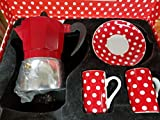 CLASSIC ESPRESSO COFFEE SET WITH CUPS