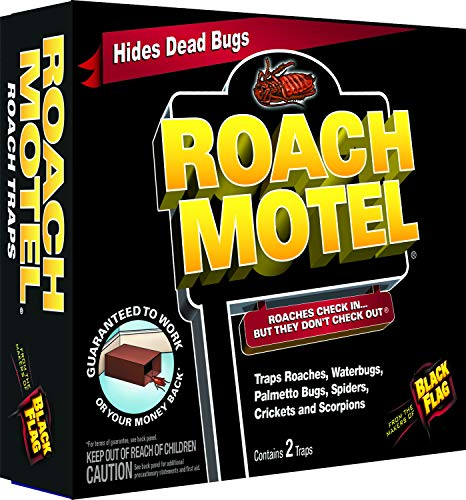 Black Flag 11020 511086 Roach Motel Insect Trap Case Pack of 1