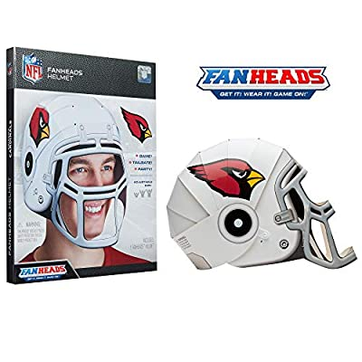 FanHeads - Wearable NFL Replica Helmets