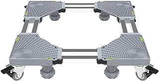 Yjdz Pedestal Soporte Elevador para Lavadora,Base de Universal de Refrigerador,Soporte de Carga de Hasta 150kg,Estable y Duradero//Como se muestra 4 Feet