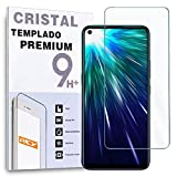 REY Protector de Pantalla para Vivo Z1 Pro - Vivo Z5X, Cristal Vidrio Templado Premium