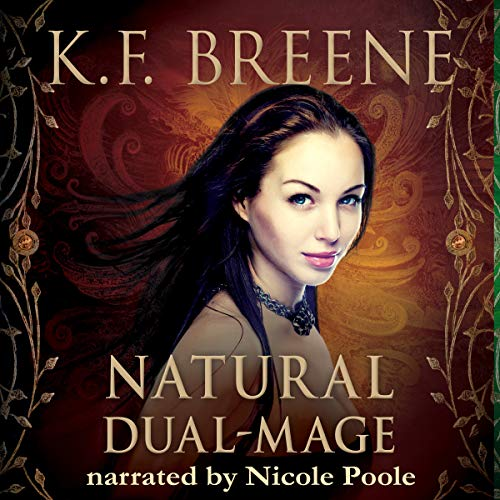 Natural Dual-Mage  audiobook cover art