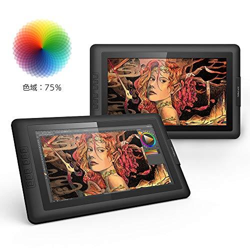 『XP-Pen 液晶タブ Artistシリーズ IPSディスプレイ 15.6インチ エクスプレスキー6個 Artist15.6』の7枚目の画像