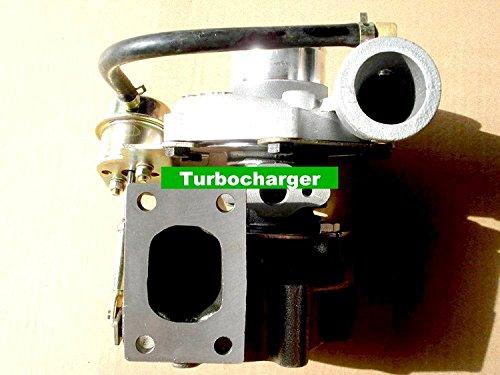 Gowe Turbolader für TB28Turbolader Universal Art Turbolader Kompressor-Gehäuse A/r.42Turbolader Teile