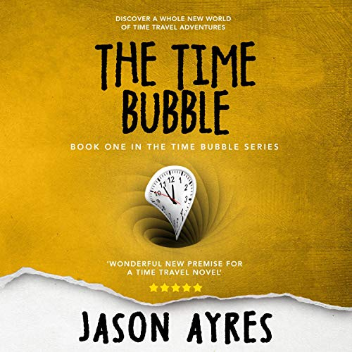 The Time Bubble cover art